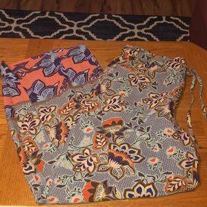 LOFT bohemian pants